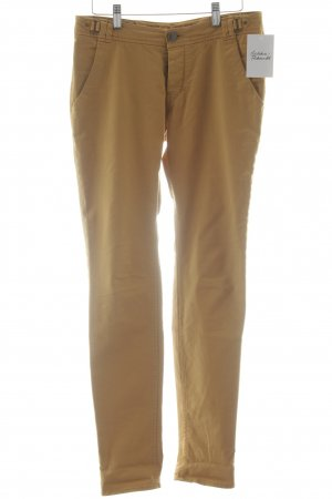 Campus by Marc O'Polo Slim Jeans dunkelgelb-ocker Casual-Look