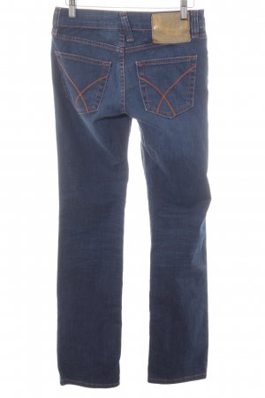 Campus by Marc O'Polo Straight-Leg Jeans blau Casual-Look