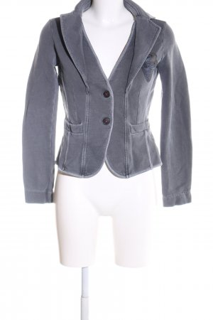 Campus by Marc O'Polo Sweat Blazer light grey elegant