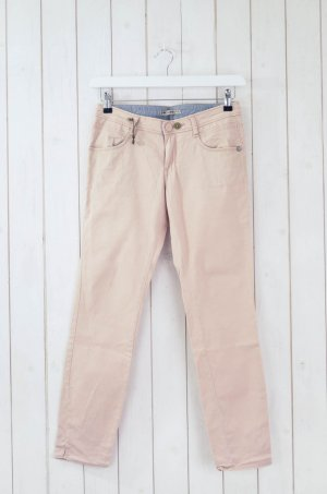 Campus by Marc O'Polo Pantalon en jersey rosé-vieux rose coton