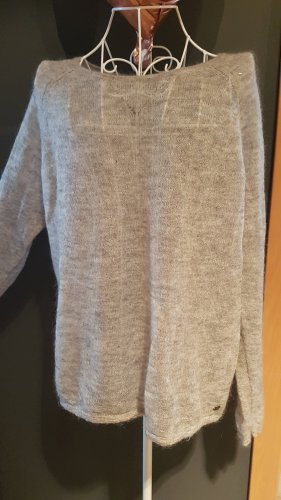 Campus by Marc O'Polo Knitted Sweater light grey