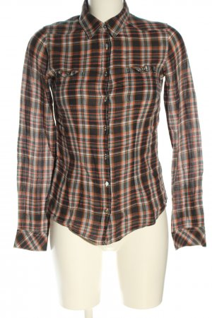 Campus Koszula w kratę Wzór w kratkę W stylu casual