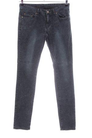 Campus Skinny Jeans hellgrau Casual-Look