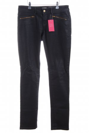 Campus Skinny Jeans schwarz Casual-Look
