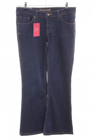Campus Straight-Leg Jeans blau Casual-Look