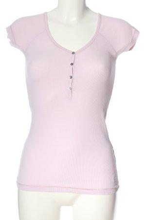 Campus Strickshirt pink Casual-Look