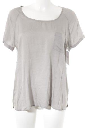 Campus T-Shirt hellgrau Casual-Look