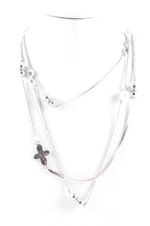 Camrose & Kross Silberkette silberfarben Casual-Look