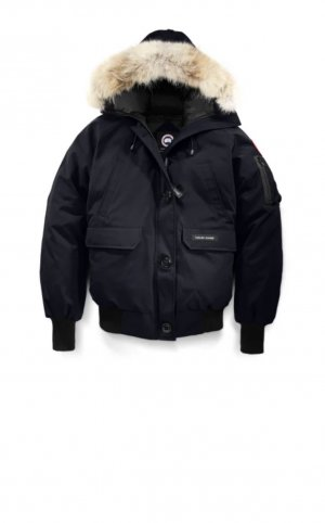 Canada Goose Pelt Jacket black-dark blue