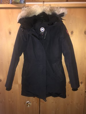 Canada Goose Winterjas donkerblauw