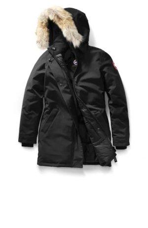 Canada Goose Winter Jacket black