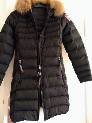 Canada Goose Abrigo de plumón negro Poliéster
