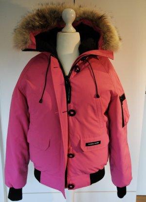 Canada Goose Jacke Pink!