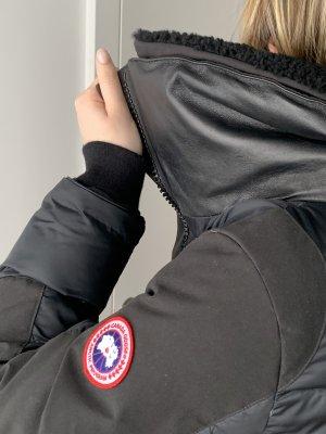 Canada Goose Winterjas zwart Polyester