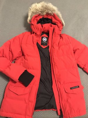 Canada Goose Winterjack rood