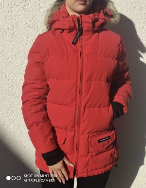 Canada Goose Winter Jacket red