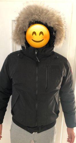 Canada Goose Chaqueta de invierno negro