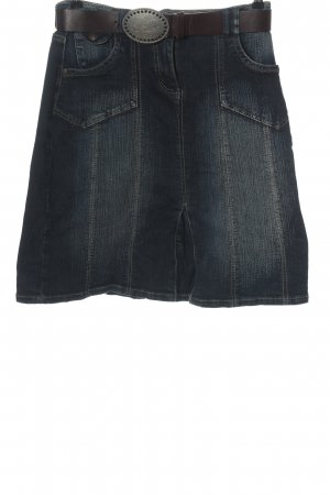 CANADA Denim Skirt blue casual look