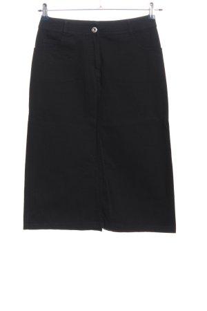 CANADA Denim Skirt black casual look
