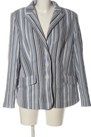 CANADA Short Blazer striped pattern casual look