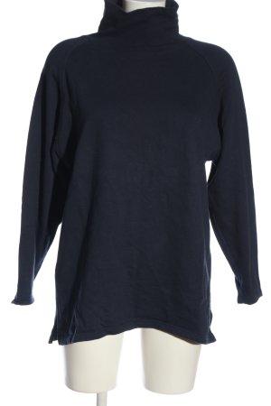 CANADA Sweat Shirt blue casual look