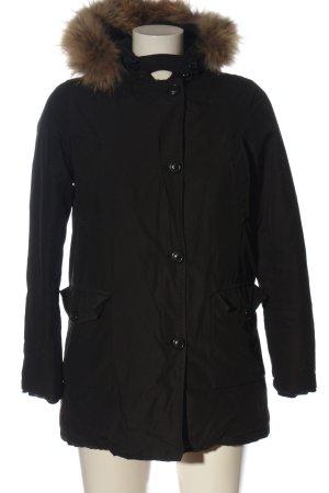 CANADA Winter Jacket black casual look