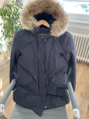 Canadian Classics Winter Coat dark blue
