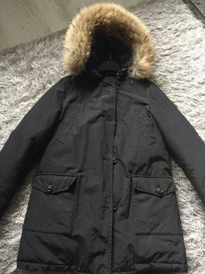 Canadian Classics Down Coat black