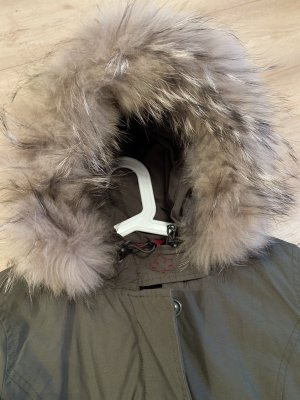 Canadian Classics Down Jacket multicolored
