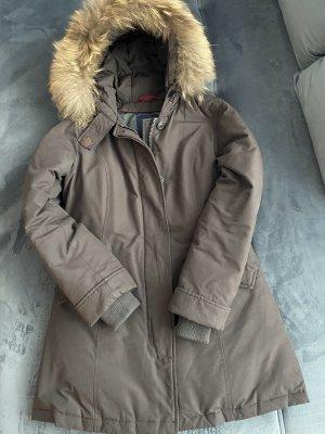 Canadian Classics Manteau en duvet brun-marron clair
