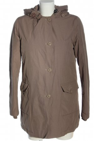 Canadian Classics Veste d'hiver brun style décontracté