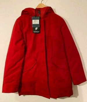 Canadian Classics Winter Jacket red