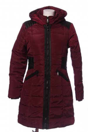 canadian peak Quilted Jacket black-brown quilting pattern casual look
