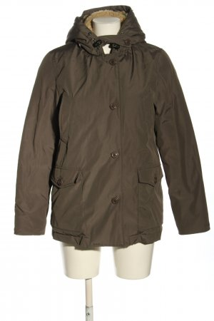 Canadian Winter Jacket brown casual look