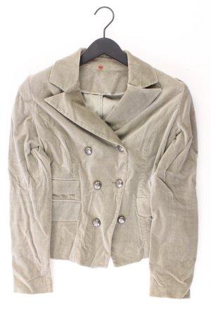 Pea Jacket multicolored cotton
