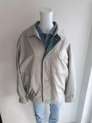 Canda Oversized Jacket oatmeal-green