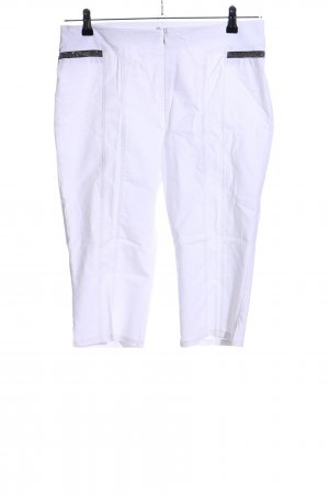 Canda 3/4 Length Trousers white casual look
