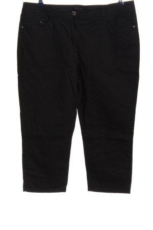 Canda Spodnie 7/8 czarny W stylu casual