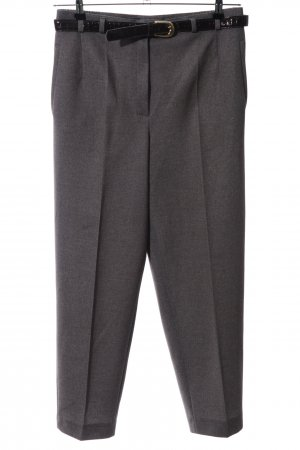 Canda Suit Trouser light grey flecked business style