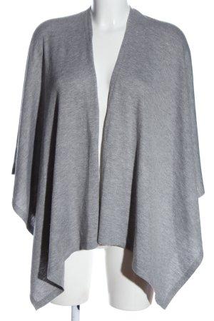 Canda Cape light grey casual look