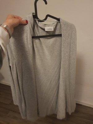Canda Knitted Vest light grey