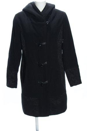 Canda Duffel Coat black casual look