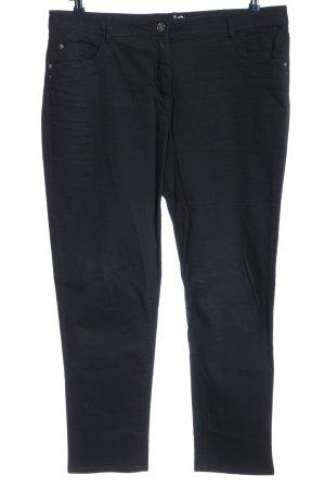 Canda Pantalone cinque tasche nero stile casual
