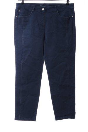 Canda Pantalone cinque tasche blu stile casual