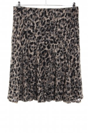 Canda Flared Skirt allover print casual look
