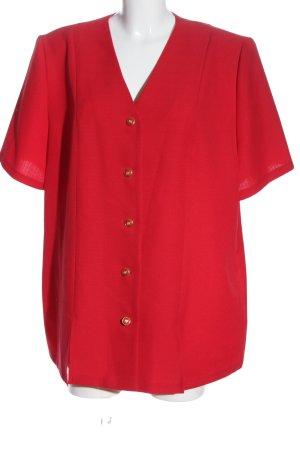 Canda Camicia blusa rosso elegante