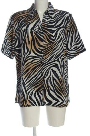 Canda Camicia blusa motivo animale stile casual