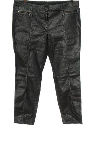 Canda High Waist Jeans hellgrau Casual-Look