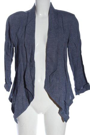 Canda Blazer court bleu style décontracté
