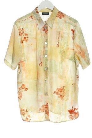 Canda Short Sleeve Shirt allover print casual look